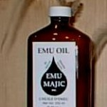 250 ML Emu Oil